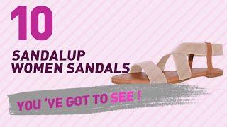 Sandalup Women Sandals // New & Popular 2017