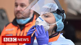 Italy coronavirus deaths rise by record 475 in a day..