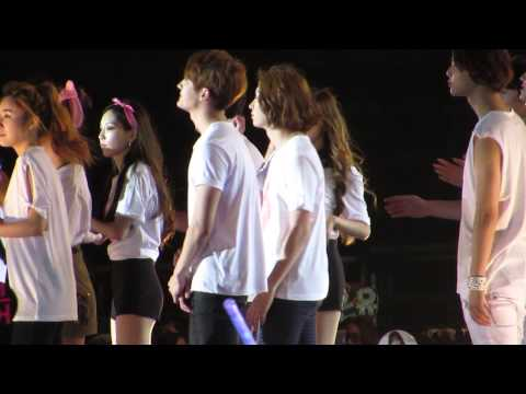 150321 SMT IN TW HOPE ENDING HEECHUL 金希澈 김희철