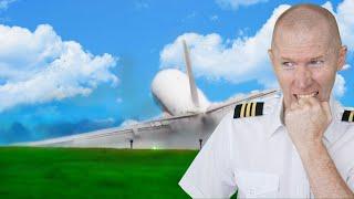 Airplane Wing Strike | Viral Debrief