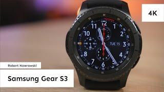 Samsung Gear S3 Rozpakowanie i pierwsze wrażenia   Robert Nawrowski