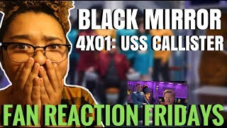 "Black Mirror Season 4 Episode 1: ""USS Callister"" Reaction & Review 