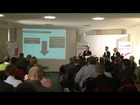 Vortrag: Dr. Florian Resatsch über mobile Informationsdienste