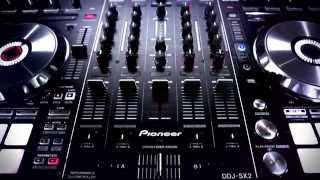 PIONEER DJ DDJ-SX2 in action