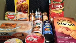 LOW SODIUM GROCERY HAUL! DAY #331