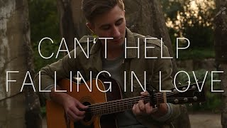(Elvis Presley) Can't Help Falling In Love - Fingerstyle Guitar Cover (with TABS)