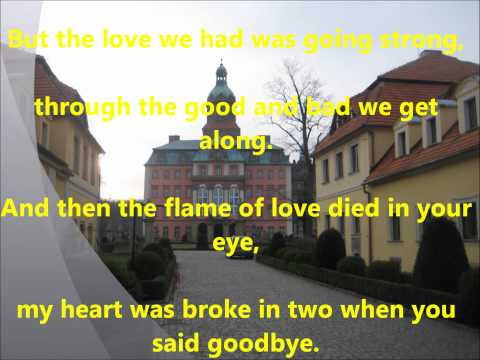 The Last Waltz lyrics - Engelbert Humperdinck