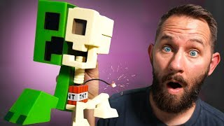 10 Minecraft Products That'll Make You Want To Punch A Tree!
