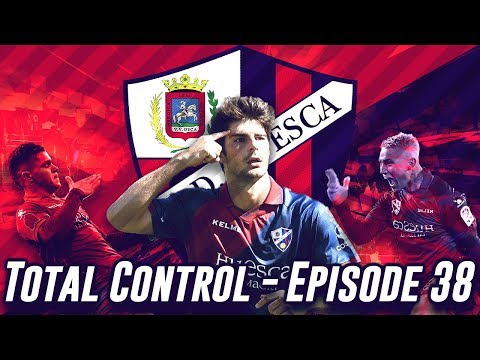 Total Control - SD Huesca - #38 He Only Scores Headers! | Football Manager 2019