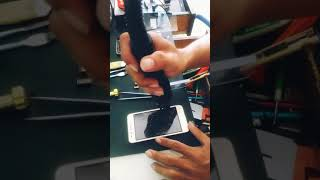 huawei u22 display light solution 100%done - Oms Mobile