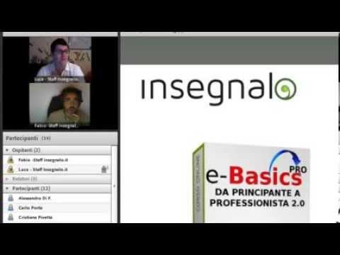 E-Basics PRO. E-learning da principiante a professionista 2.0