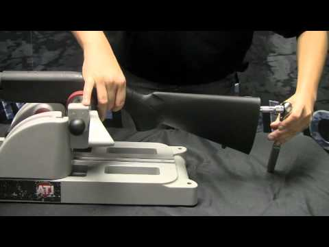 ATI Rear Pistol Grip Installation