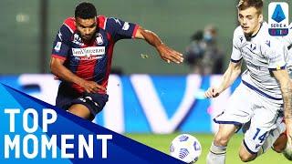 Junior Messias seals victory for Crotone! | Crotone 2-1 Hellas Verona | Top Moment | Serie A TIM