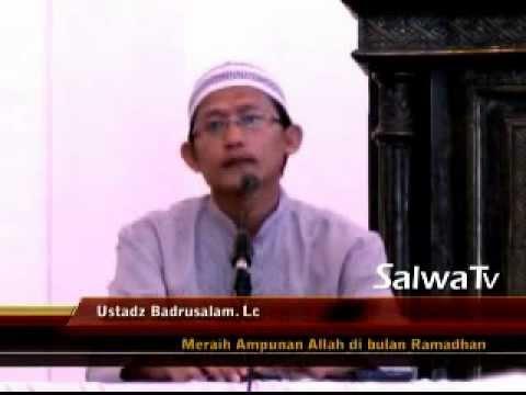 Tabligh Akbar Meraih Ampunan Allah di Bulan Ramadhan