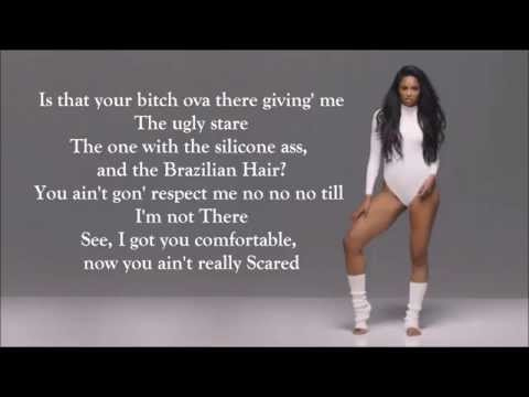 CIARA - I BET (Official Lyrics)