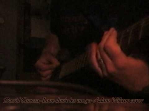 Baixar David Guetta - Love don't let me go - Metal Cover by Adam Wiktor (Cubase & FL - Studio)