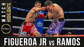 Figueroa Jr. vs Ramos HIGHLIGHTS: May 1, 2021 - PBC on FOX PPV
