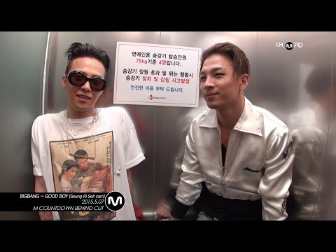 [MPD직캠] 빅뱅 승리 셀프캠 GOOD BOY BIGBANG Seung Ri Self cam Mnet MCOUNTDOWN 150507