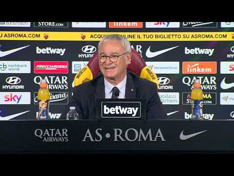 VIDEO - Ranieri: