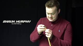 Blue Ball Challenge: Shaun Murphy