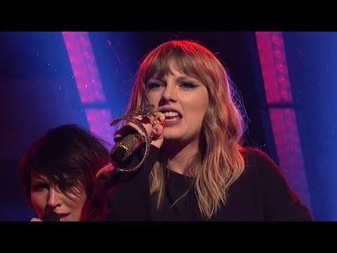 Taylor Swift SLAYS SNL Performances of