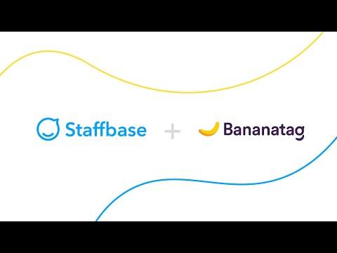 Staffbase and Bananatag Merge