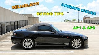 Honda S2000 Buyer's Guide--Watch Before Buying!