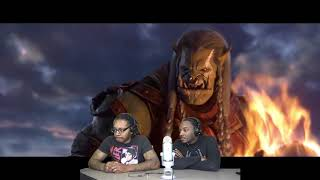 """World Of Warcraft """"Old Soldier"""" Reaction   DREAD DADS PODCAST   Rants, Reviews, Reactions"""