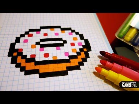 N 3 Presentation De Mes Dessin Pixel Art Videomoviles Com