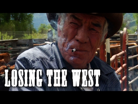 LOSING THE WEST is a documentary on small ranching and farming, exemplified by the story of a lifelong Colorado cowboy. Howard Linscott is a gruff, chain-smoking 70-year-old who's been ranching all his life. With sweeping shots of the Colorado Rockies, the film explores whether cherished Western traditions and this fiercely independent lifestyle can survive as they collide with population growth in the West and dwindling natural resources. Directed by Alex Warren, watch on Green Planet Stream.