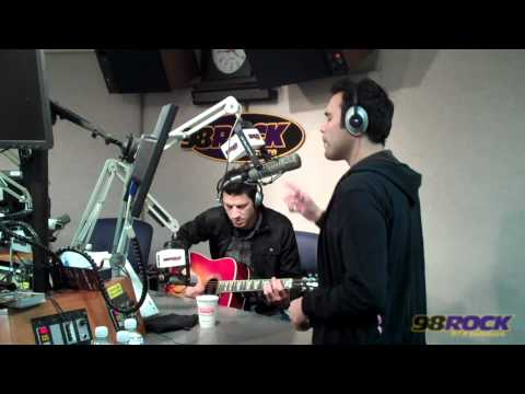 Trapt - Who's Going Home With You Tonight LIVE on 98Rock Baltimore