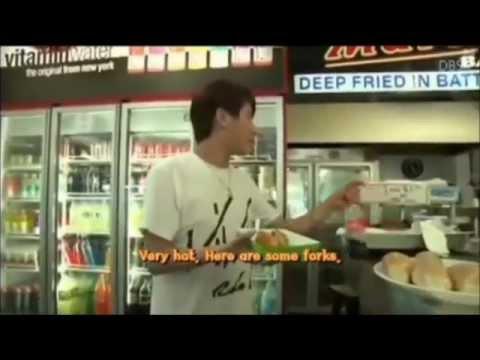 JYJ / Kim Junsu - Funny   English and Junsu