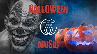 Scary Halloween Feeling – Creepy & Spooky Music For Happy Witchcraft & Pumpkin Carving