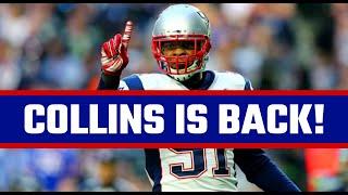 New England Patriots Sign Jamie Collins Reaction