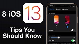 iOS 13: 8 Tips for Getting Started!