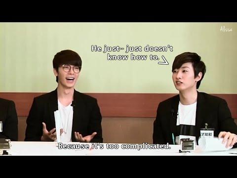 ENG | SPA Eunhyuk knows Donghae's real stupidity - EunHae