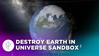 Universe Sandbox 2 Gameplay Overview