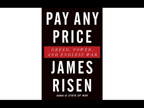Pay Any Price: Thom Hartmann Talks With James Risen