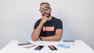 Top 5 BEST Smartphones of 2019 To Come