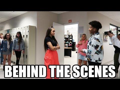 Haschak Sisters - HUSH (Behind The Scenes)
