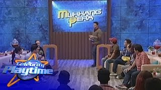 "Celebrity Playtime: ""Mukhang Pera"" Challenge"