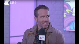 Ryan Reynolds talks Deadpool, Nagging Hugh Jackman and Debunked some Rumours too! 💥  | Tom On KISS