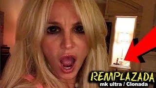 ►► Britney Spears REEMPLAZADA por una entidad DEMONÎACA / Mk-Ultra