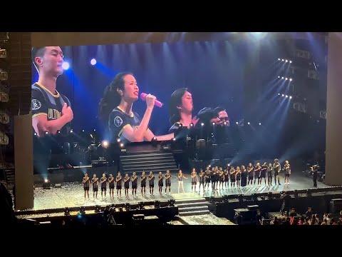 絕色莫文蔚 世界巡迴演唱會 巔峰之旅 台北站 The Ultimate Karen amok Show 2019 Taipei 安可「盛夏的果實」