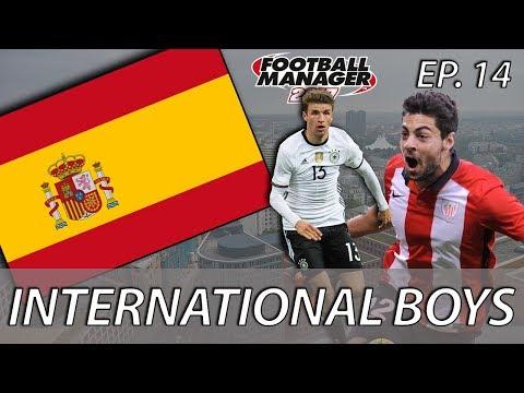 International Boys | Episode 14 | A BASQUE REUNION | Football Manager 2017