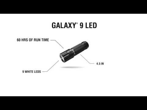 Smith&Wesson Galaxy 9 Flashlight