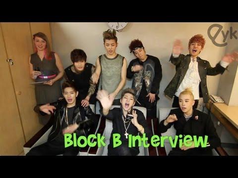 Block B Interview