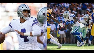 Dak Prescott & Tony Pollard's Perfect Drive For Touchdown || 8 Things I Noticed