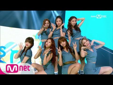 [CLC - Summer Kiss] KPOP TV Show | M COUNTDOWN 170817 EP.537