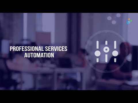 Microsoft Dynamics CRM for Professional Services 365